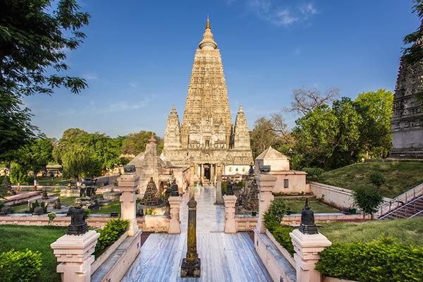 Mahabodhi Tample - Bodhgaya